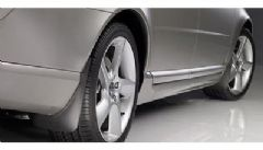 Genuine Volvo V70 (08-) Rear Mud Flaps / Guards